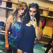 Paige, Emma 2013 NXT Halloween