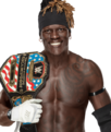 R Truth US Champion