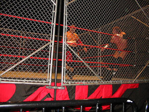 Steelcagematch