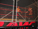 Steel Cage match