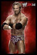 WWE2K14 Zack Ryder CL