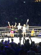 WWE House Show (January 5, 19' no.1) 7