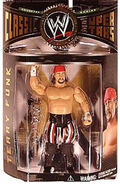 WWE Wrestling Classic Superstars 5 Terry Funk
