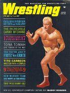 Wrestling Revue - Winter 1961