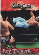 2003 WWE Aggression Rey Mysterio 67