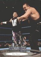 2003 WWE WrestleMania XIX (Fleer) Big Show 7