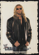 2004 WWE Chaos (Fleer) Edge 32