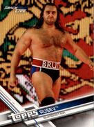 2017 WWE (Topps) Then, Now, Forever Rusev 158