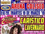 CMLL Guadalajara Martes (March 19, 2019)