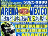 CMLL Martes Arena Mexico (May 8, 2018)