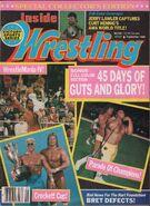 Inside Wrestling - September 1988