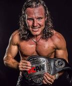 Joseph Conners WCPW World Championship