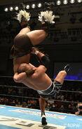 NJPW Road To The New Beginning 2018 - Night 6 6