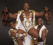 New Day Tag Champions.2