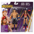 WWE Battle Packs WrestleMania 34 John Cena & Nikki Bella