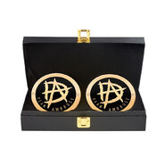 Dean Ambrose WWE World Heavyweight Championship Replica Title Side Plate Box Set