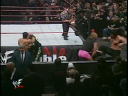 Royal Rumble 2000 Outlaws and Acolytes