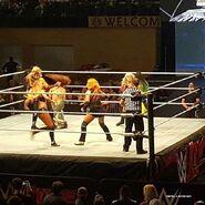 WWE House Show (April 23, 17' no.1) 3