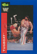 1991 WWF Classic Superstars Cards Tugboat 13