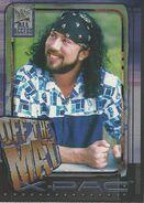 2002 WWF All Access (Fleer) X-Pac 80