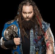 Bray wyatt smackdown tag team champion by nibble t-darfpfz