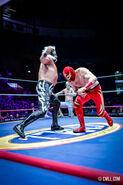 CMLL Martes Arena Mexico (February 25, 2020 6