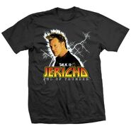 Chris Jericho Pod of Thunder T-Shirt