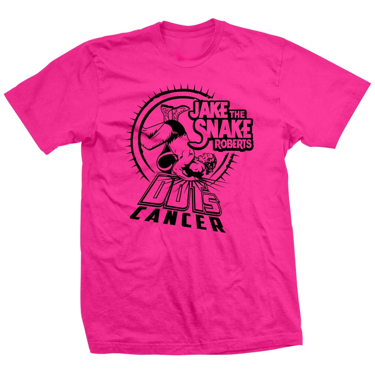 Jake The Snake Roberts DDT Wrestling T Shirt