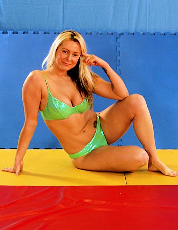Apl female wrestling