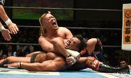 NJPW Road To The New Beginning 2018 - Night 6 4