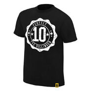 Tye Dillinger The Numbers Don't Lie Youth Authentic T-Shirt