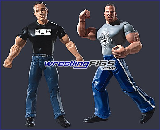 Rob Van Dam (RVD) WWE Series 39 WWE Toy Wrestling Action