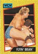 1991 WCW (Impel) Flyin' Brian 57