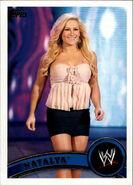 2011 WWE (Topps) Natalya 6