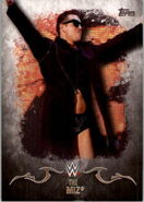 2016 Topps WWE Undisputed Wrestling Cards The Miz 23