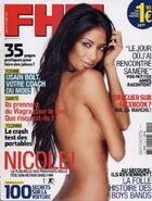 FHM (France) - October 2008
