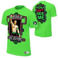 John Cena Neon Green T-Shirt