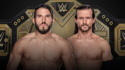 NXT New York Gargano v Cole