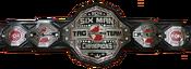 ROH World Six-Man Tag Team 2018