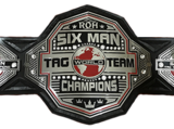 ROH World Six-Man Tag Team Championship