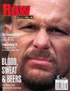 Raw Magazine May 2001