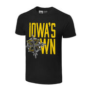 Seth Rollins Iowa's Own BeastSlayer Authentic T-Shirt