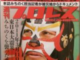 Weekly Pro Wrestling No. 1570