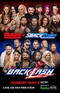 Backlash 2018 poster