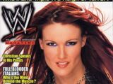 WWE Magazine - September 2003