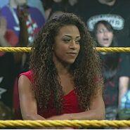 JoJo NXT Ring Announcer