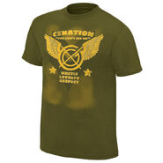 John Cena Wings T-Shirt