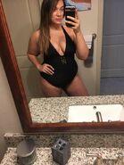 Nia Jax Selfie Body Postive