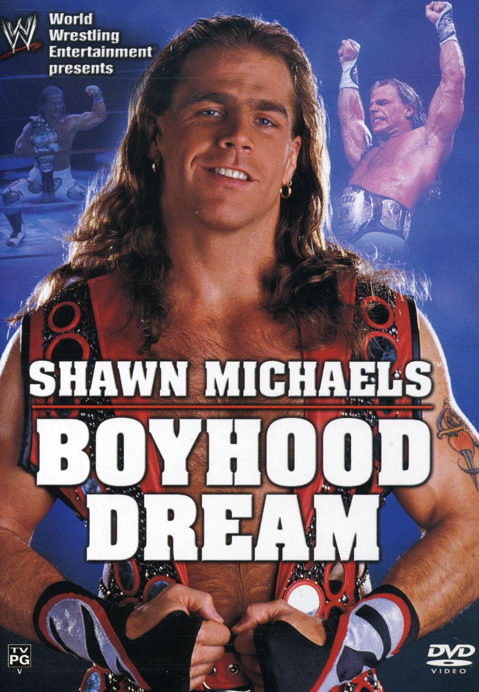 Shawn michaels boyhood dream pro wrestling fandom powered by wikia shawn michaels boyhood dream m4hsunfo Image collections