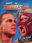 SummerSlam 1996 Poster